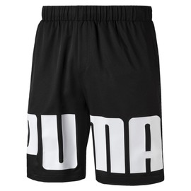 Rebel Woven Shorts Puma Black