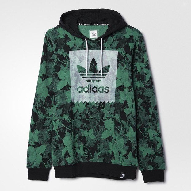 Adidas Originals POISN AOP HOOD