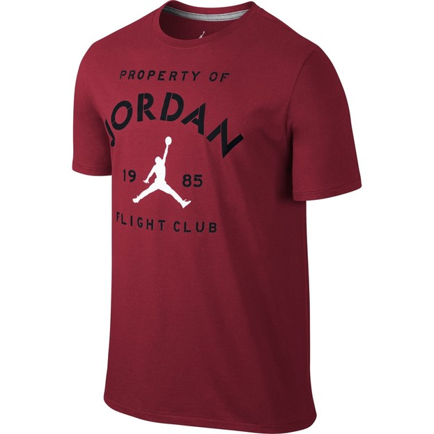 AIR JORDAN PROPERTY OF TEE