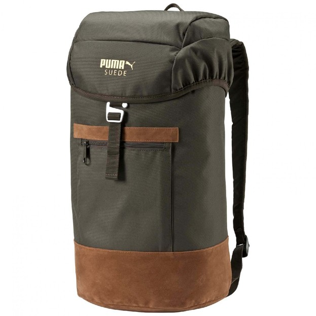 Batoh Puma Suede Backpack forest night