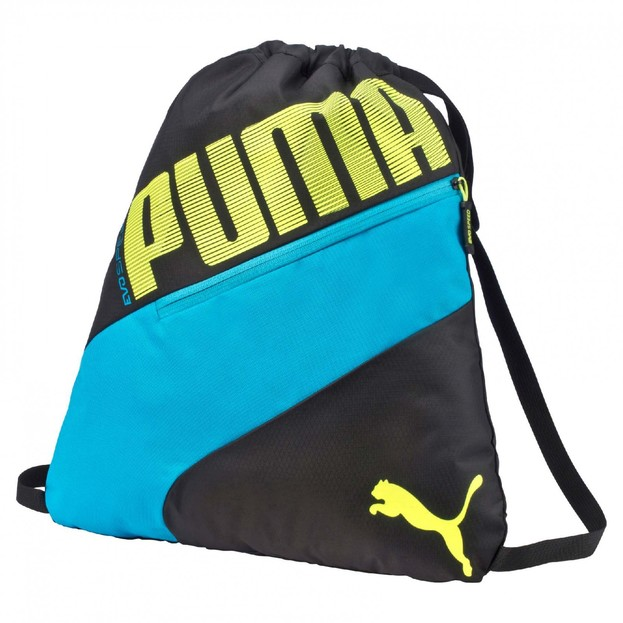 evoSPEED Gym Sack black-atomic