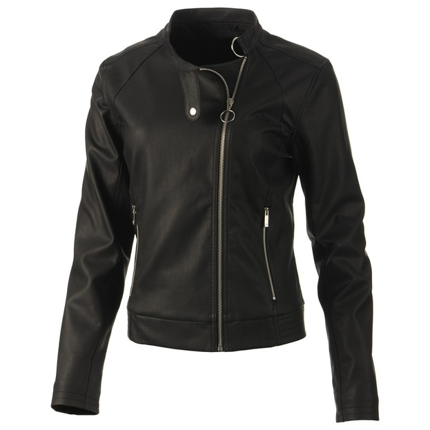 FX LEATHER JKT