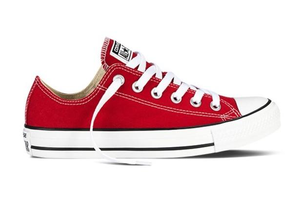 Pánské boty Converse Chuck Taylor All Star červené  e0448904750
