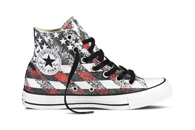 Unisex boty Converse Chuck Taylor All Star Amerika