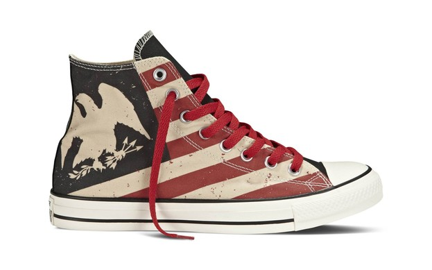 Unisex boty Converse Chuck Taylor All Star USA