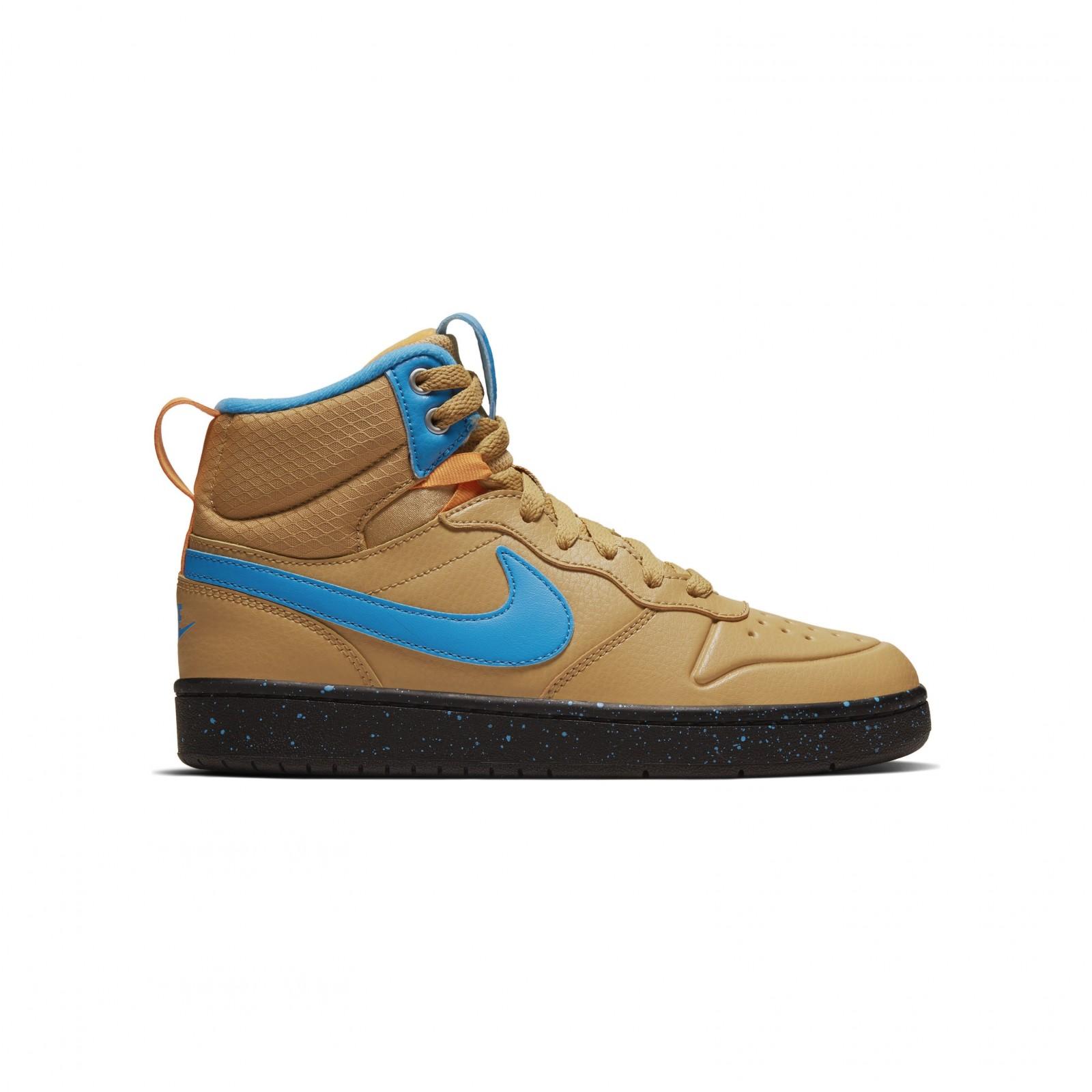 Nike Sportswear Court Borough Mid 2 Boot BG blau