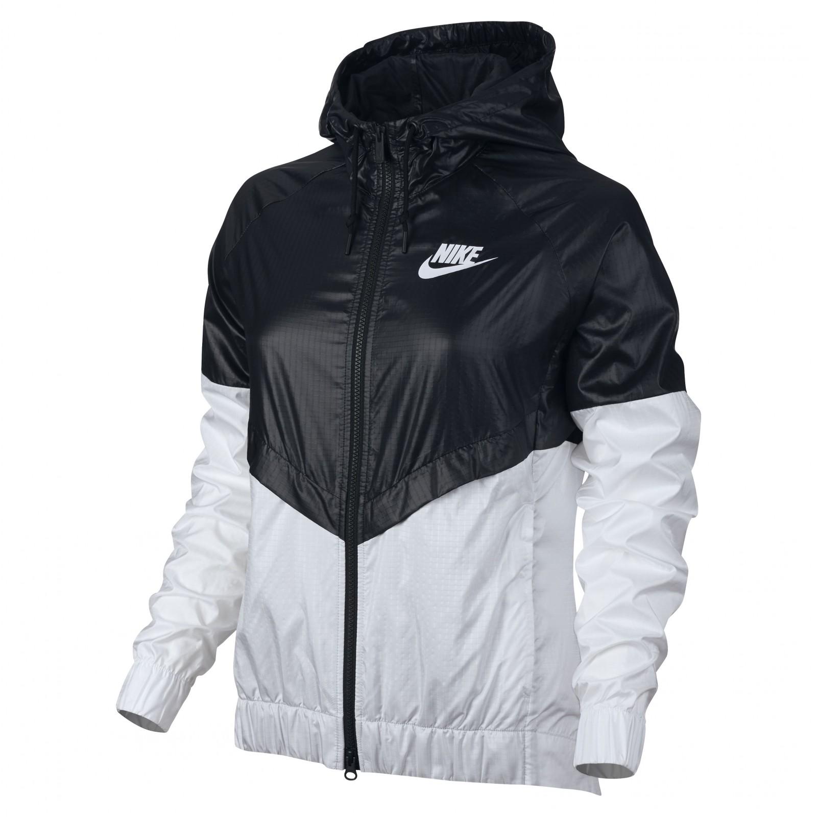 Dámská bunda Nike W NSW WR JKT  7ddc9ced8a