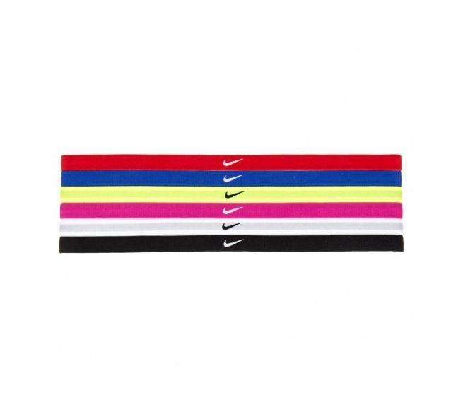 Dámská čelenka Nike SWOOSH SPORT HEADBANDS 6P  1d7489264b