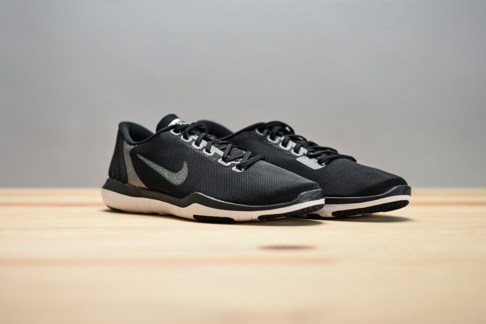 31c6637bd76 Dámská fitness obuv Nike W FLEX SUPREME TR 5 MTLC