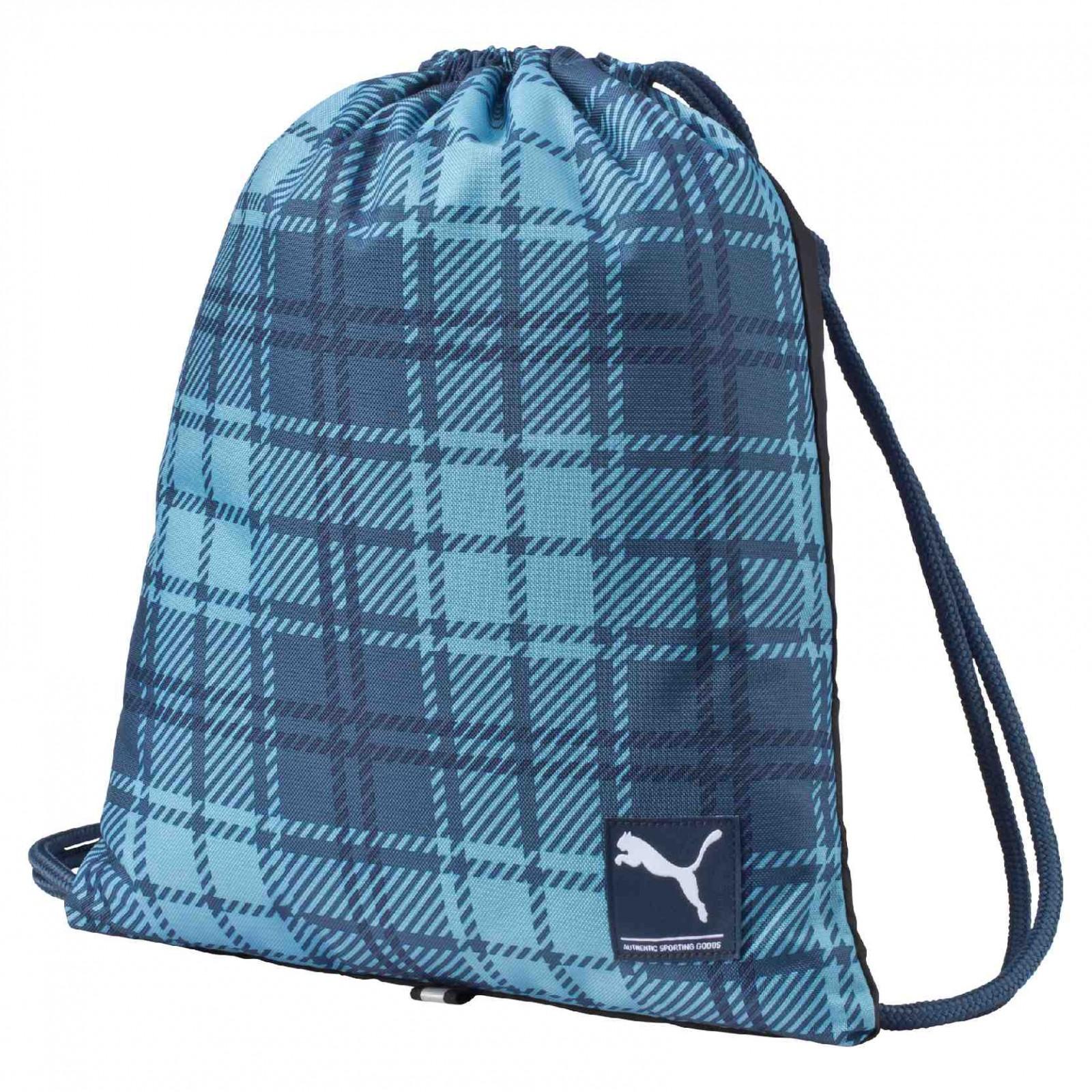 Dámská taška Puma Academy Gym Sack blue hea  109695cb5cd