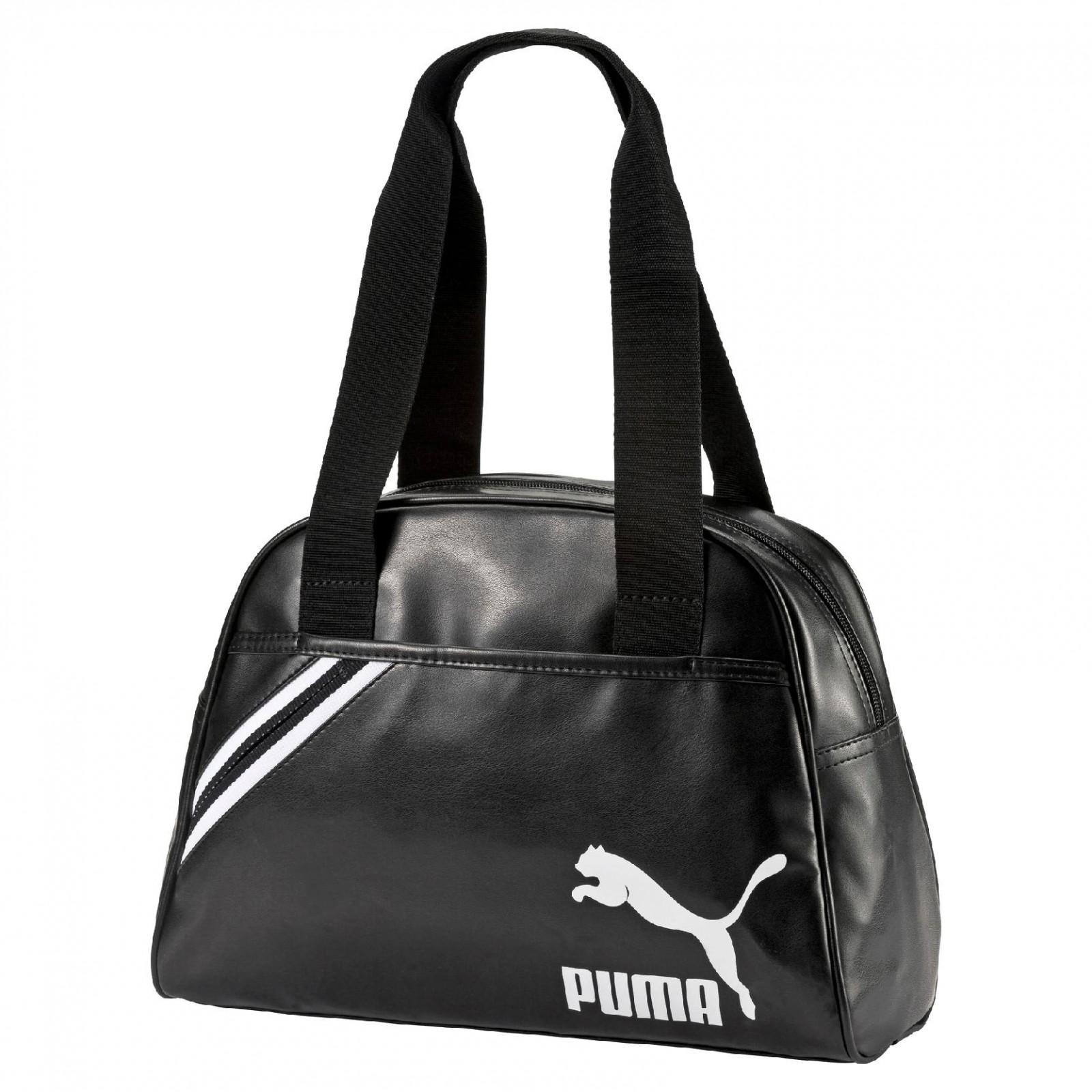 1ffe85b758 Dámská taška Puma Archive Handbag PU Black-