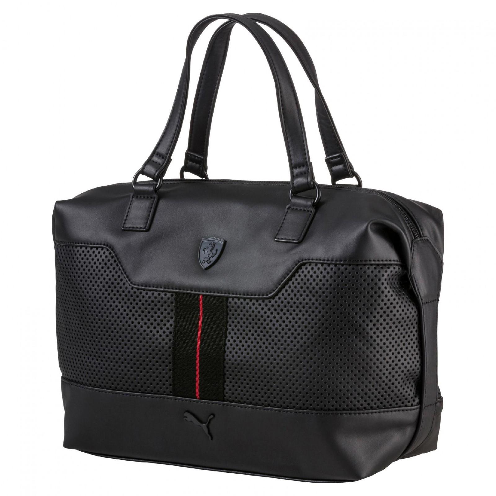 02ddf0e548 Dámská taška Puma Ferrari Ferrari LS Handbag Puma Black