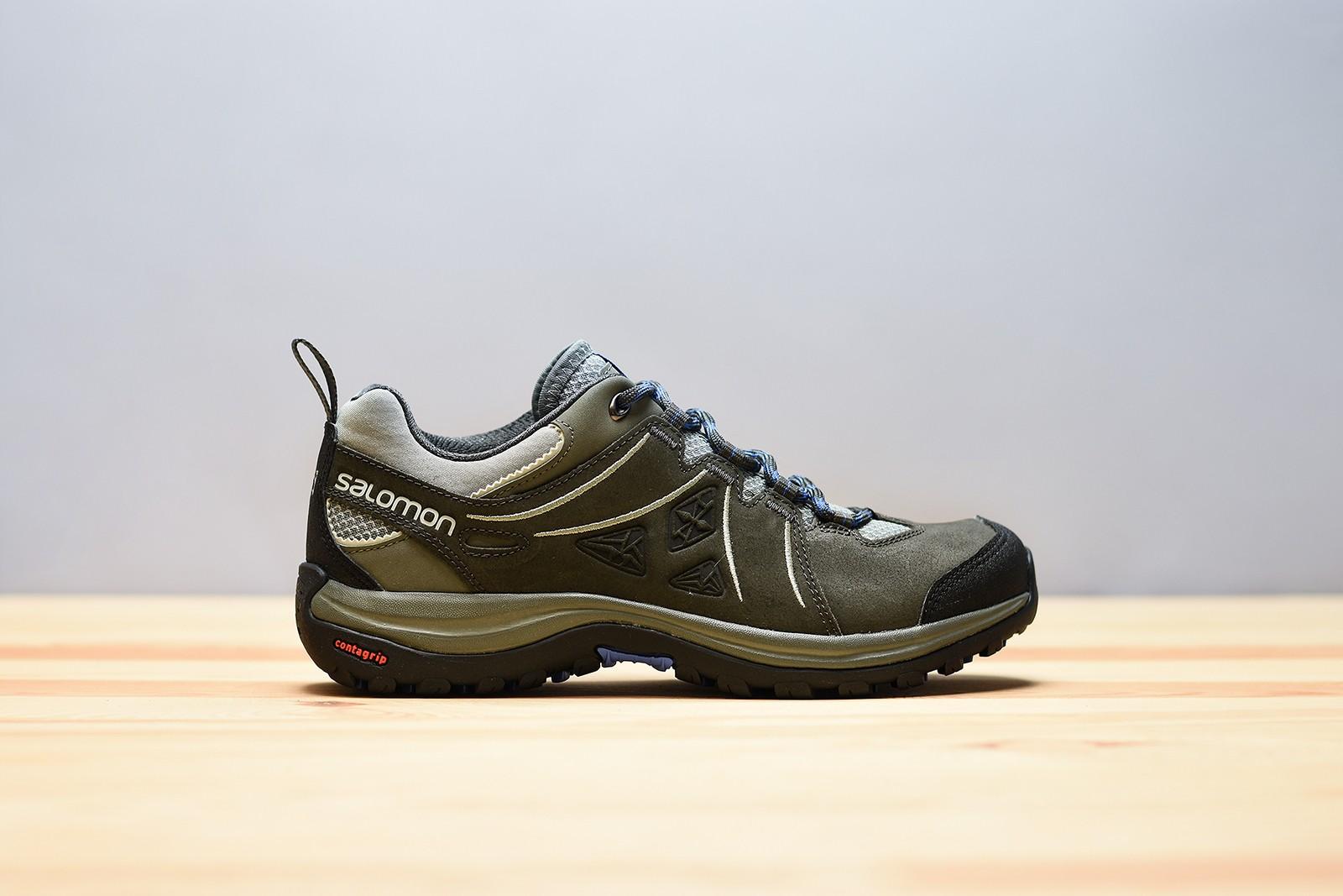 63b120d461031 Dámská Treková obuv Salomon ELLIPSE 2 LTR W SHADOW/Beluga/   D-Sport