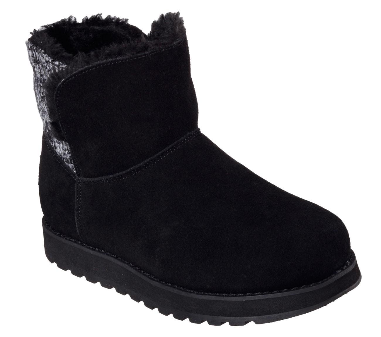 Dámská zimní obuv Skechers KEEPSAKES - PEEKABOO  e828063505