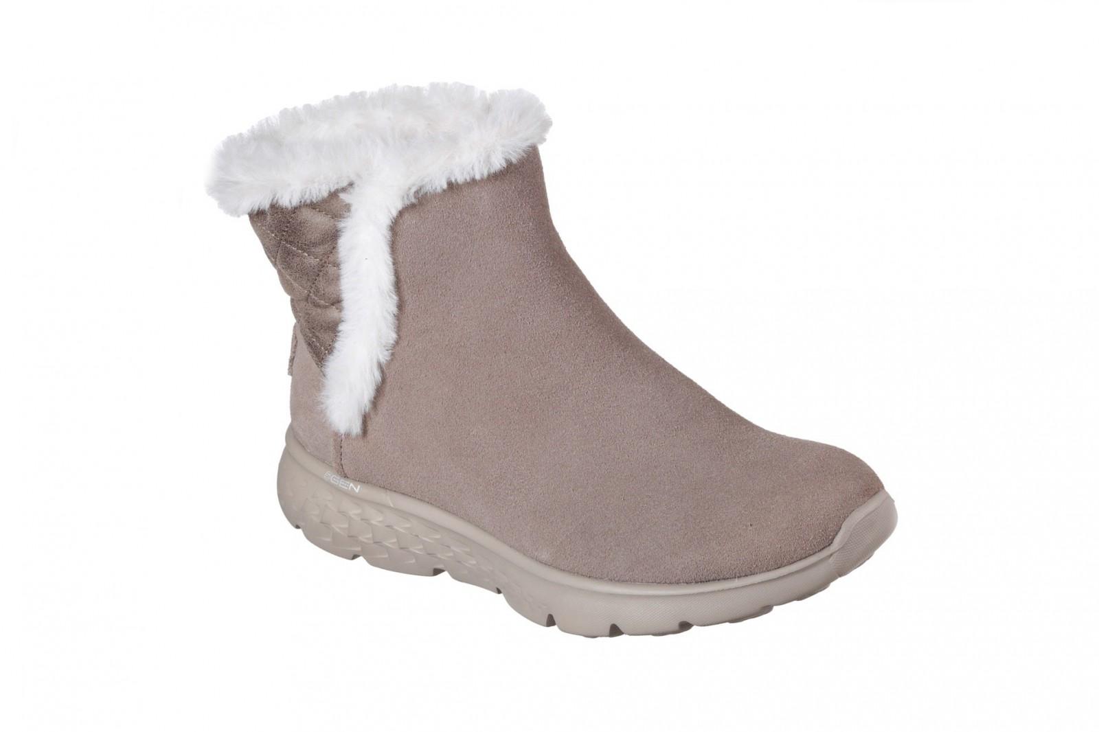 Dámská zimní obuv Skechers ON-THE-GO 400 - COZIES  ab283fce9e