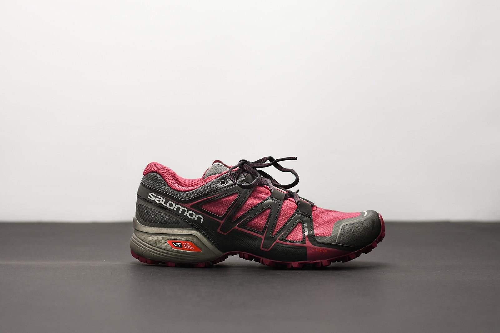 Dámské Běžecké boty Salomon SPEEDCROSS VARIO 2 W Sangria M  c7d36fb034