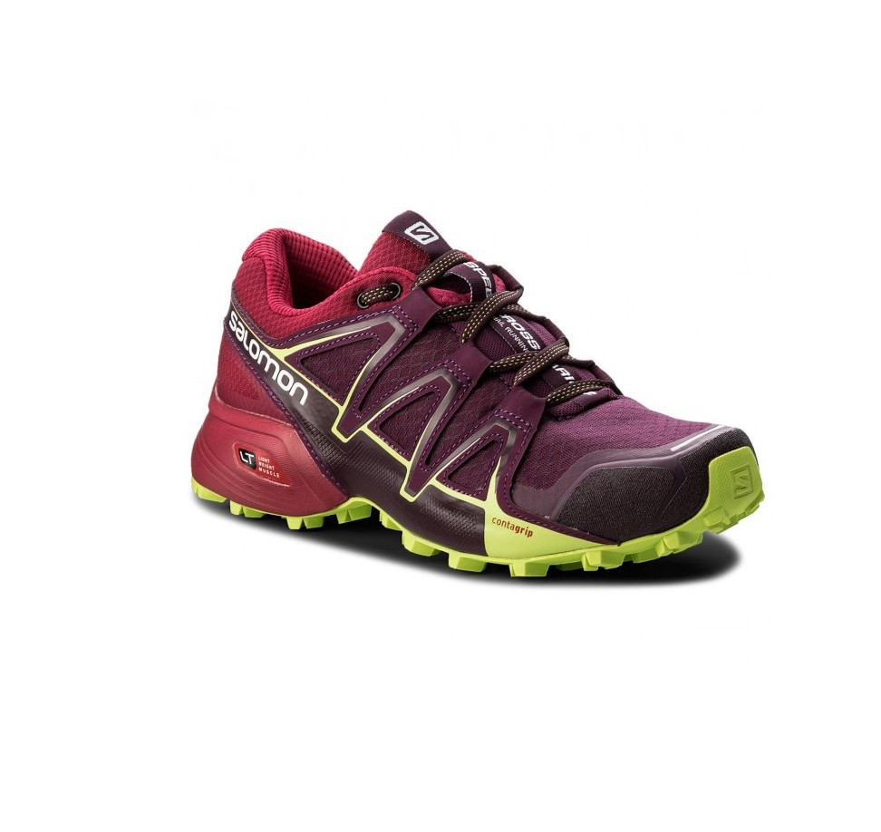 Dámské Běžecké boty Salomon SPEEDCROSS VARIO 2 W  57daf5e27a