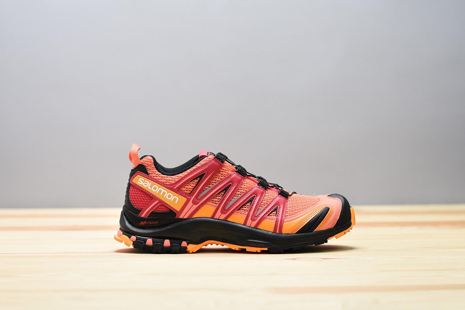 398520 Dámské Běžecké boty Salomon XA PRO 3D W Living Coral