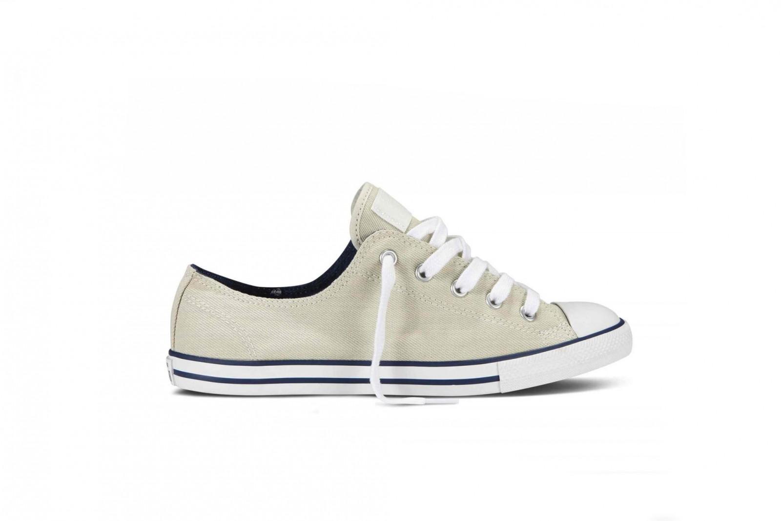 Dámské boty Converse Chuck Taylor All Star Dainty béžová  2f5c3c9922