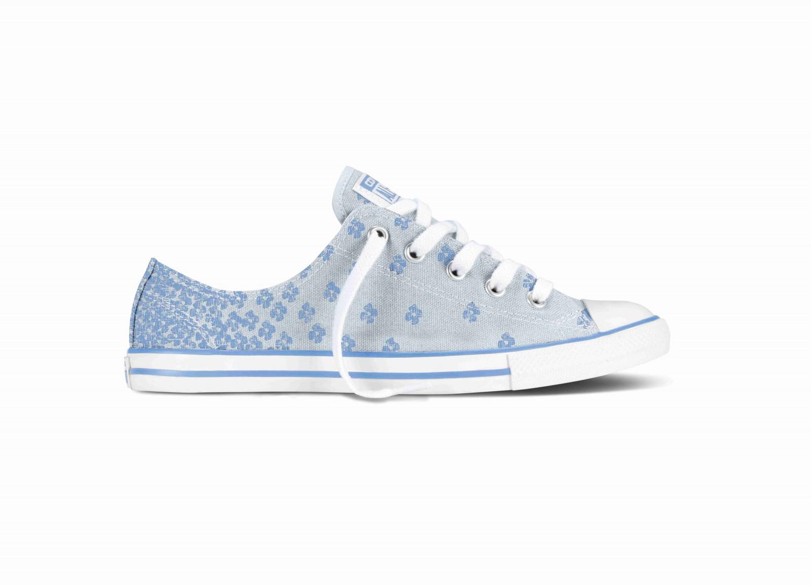 Dámské boty Converse Chuck Taylor All Star Dainty světle modré  9ff405c5c81