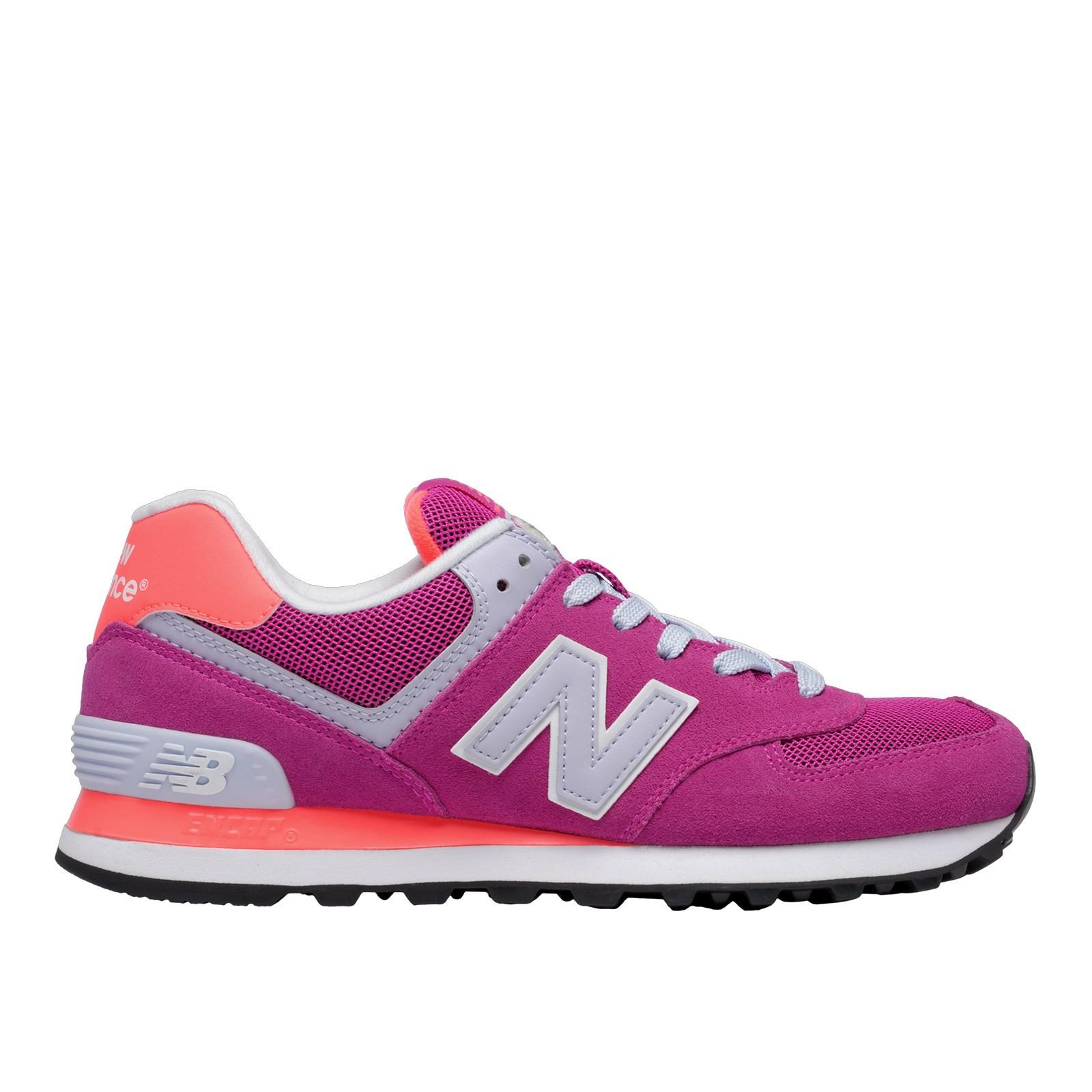 Dámské boty New Balance WL574CPI  32d884bc918