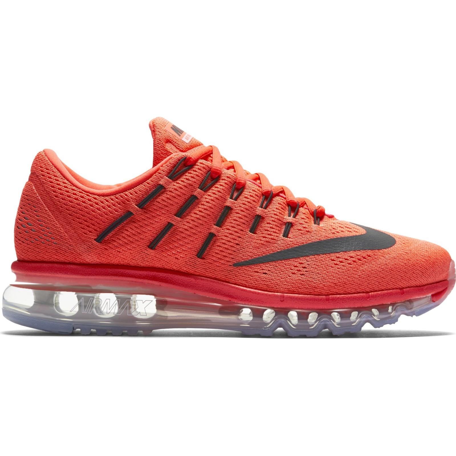 Dámské boty Nike WMNS AIR MAX 2016 červené  954113a0ac