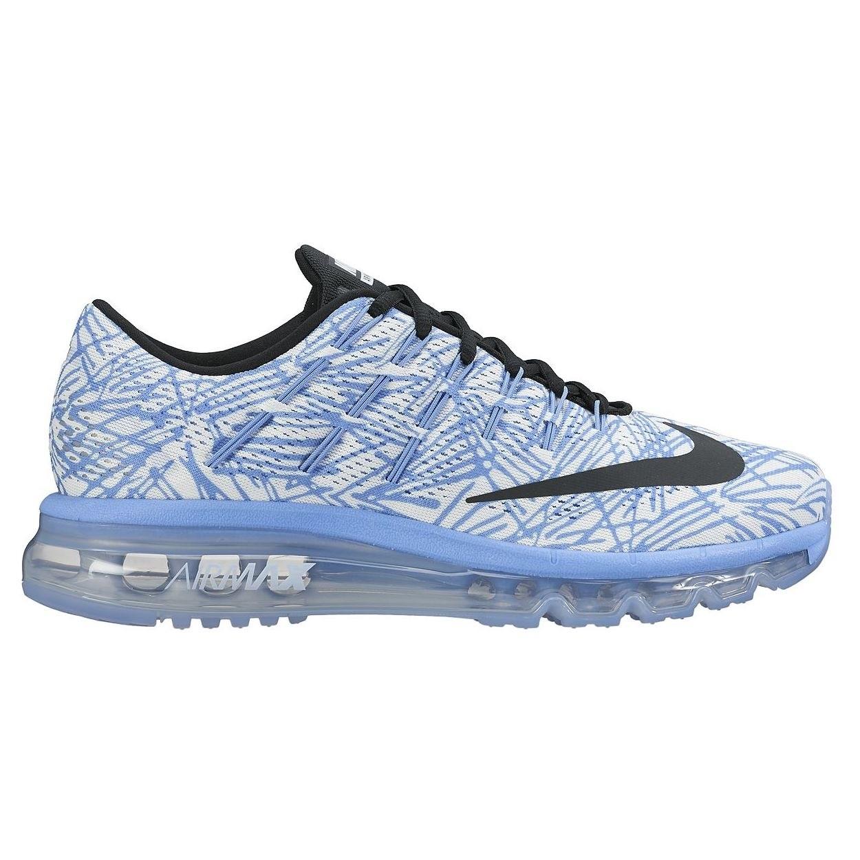 Dámské boty Nike WMNS AIR MAX 2016 PRINT modro-bílé  3d23c30a89e