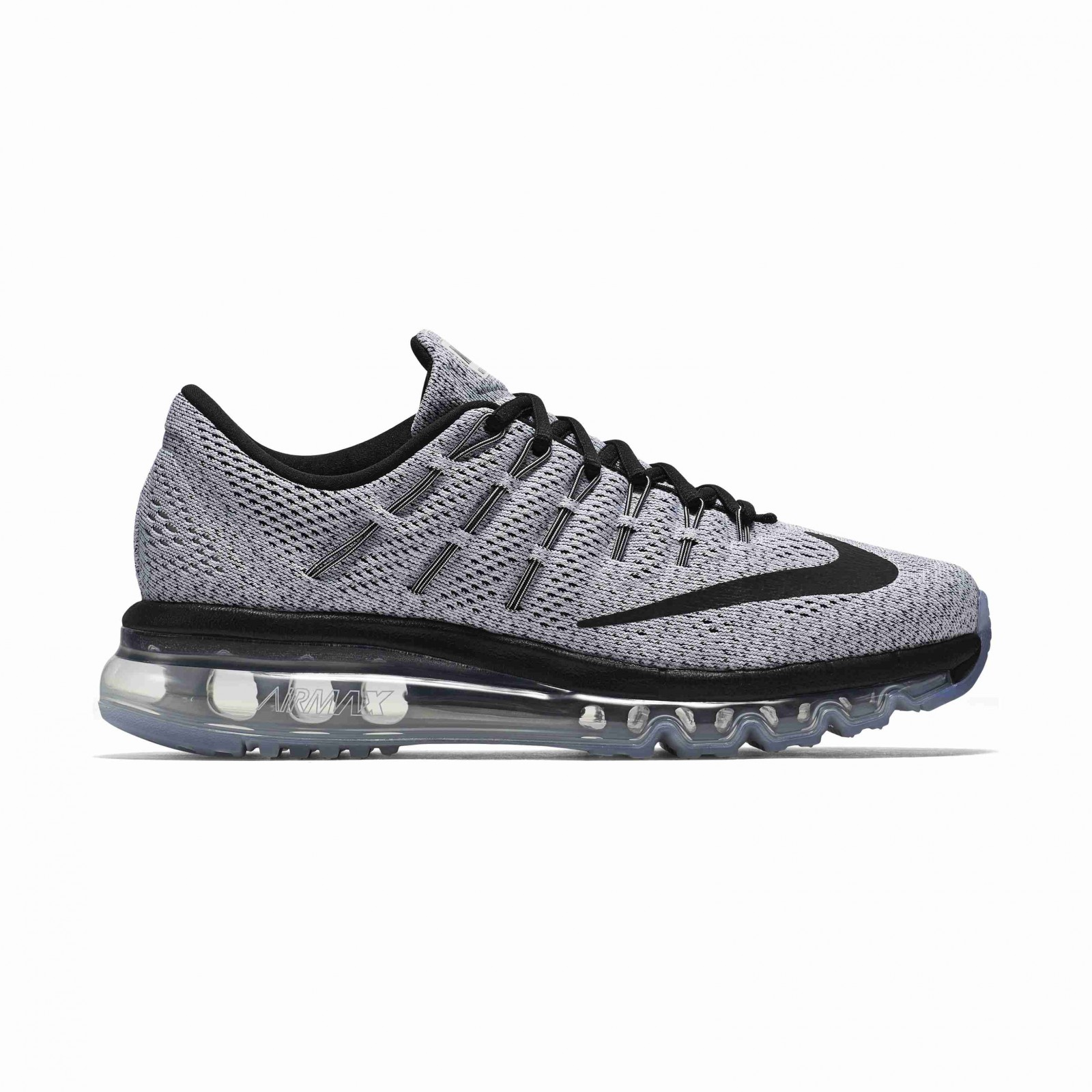 Dámské boty Nike WMNS AIR MAX 2016 šedo-černé  3364a81f219