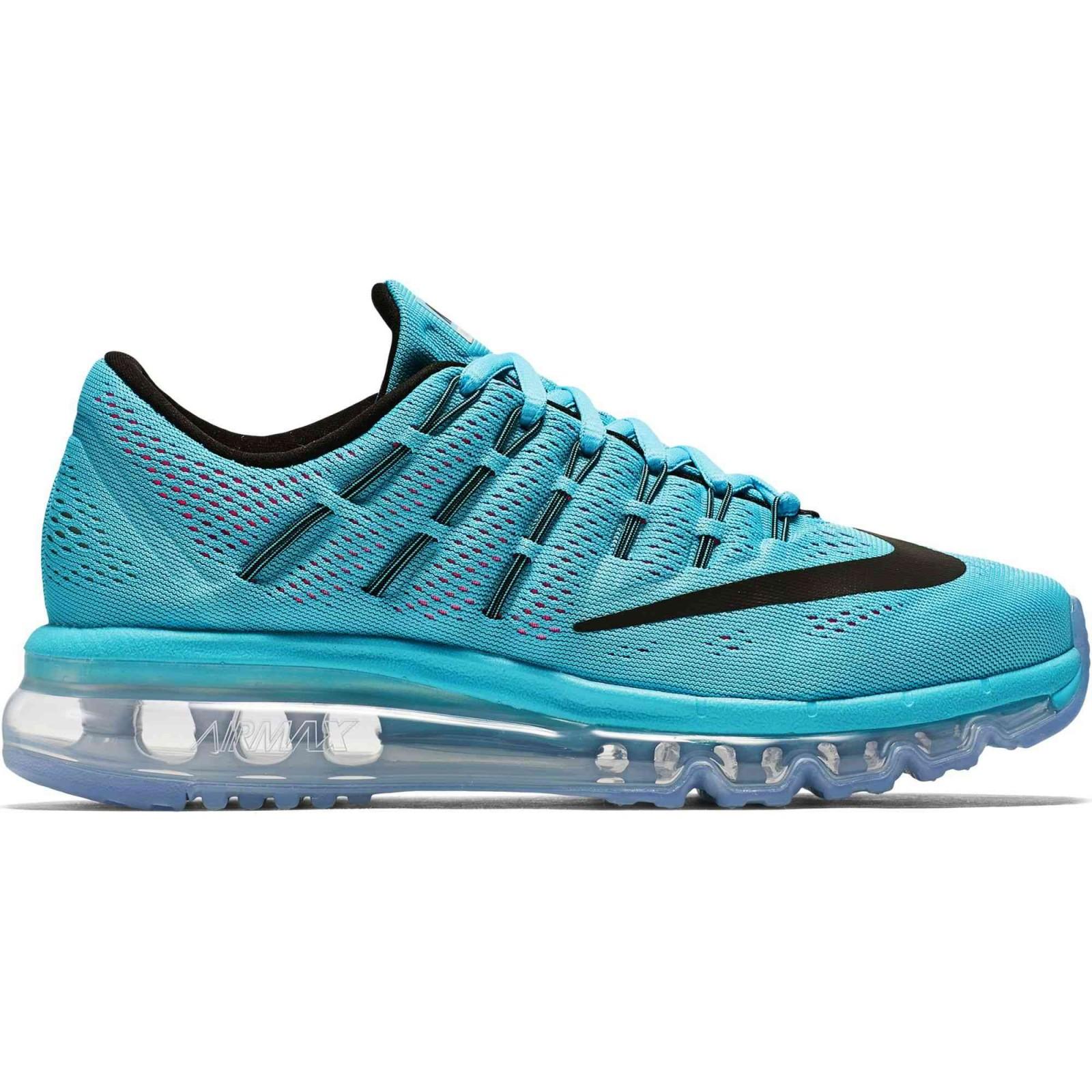 Dámské boty Nike WMNS AIR MAX 2016 tyrkysové  f55b64e4bd