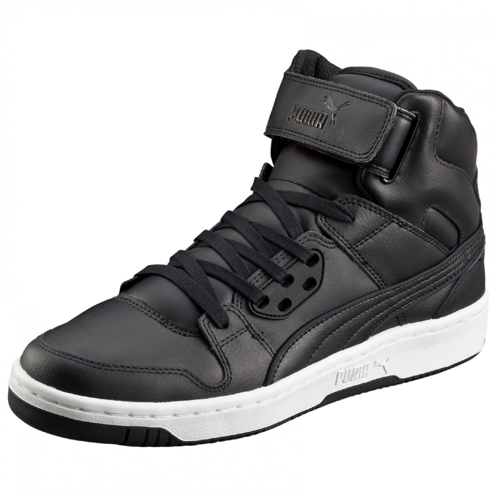Dámské boty Puma Rebound Street L black-bl 9fec9425f1