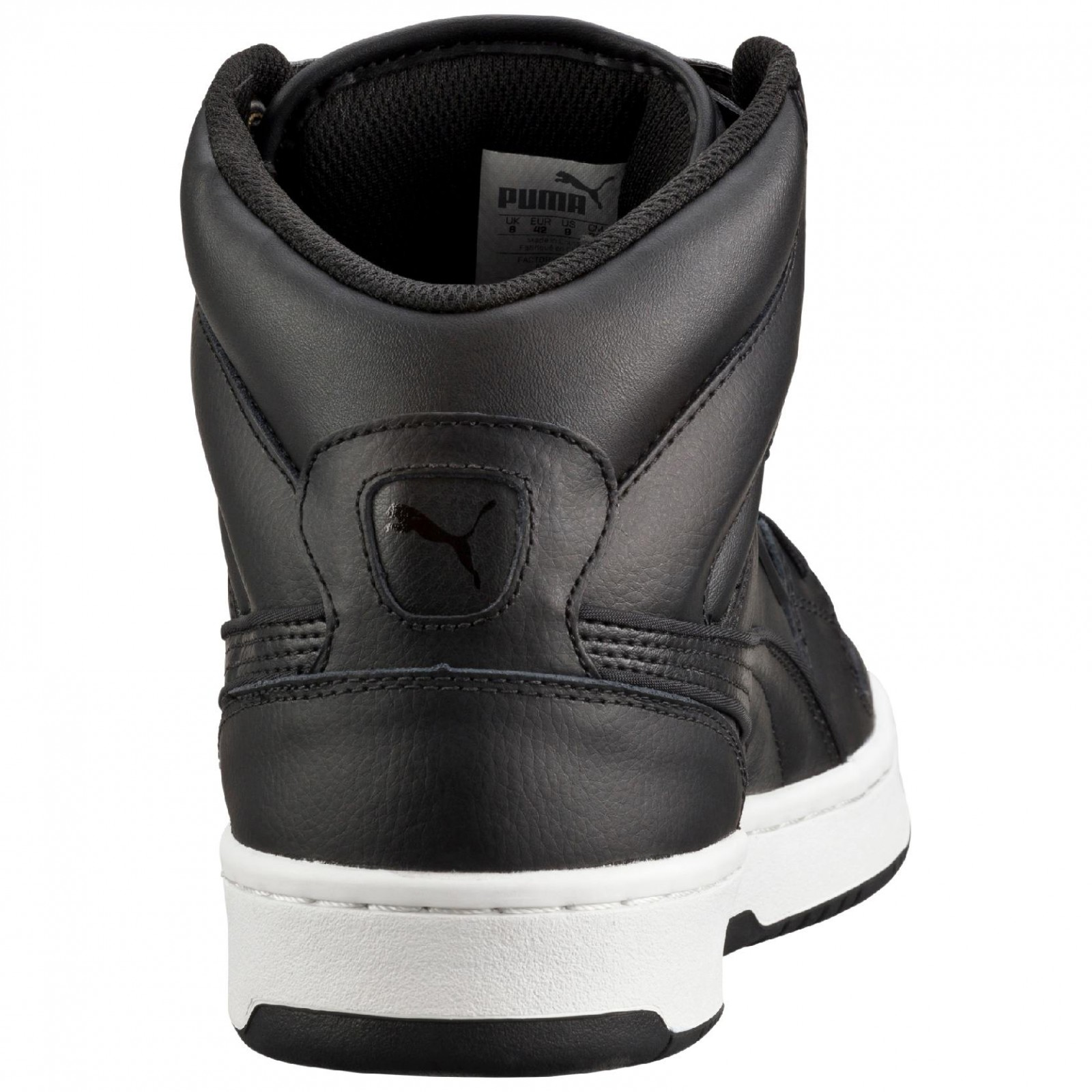 Dámské boty Puma Rebound Street L black-bl  c61fa15bf71