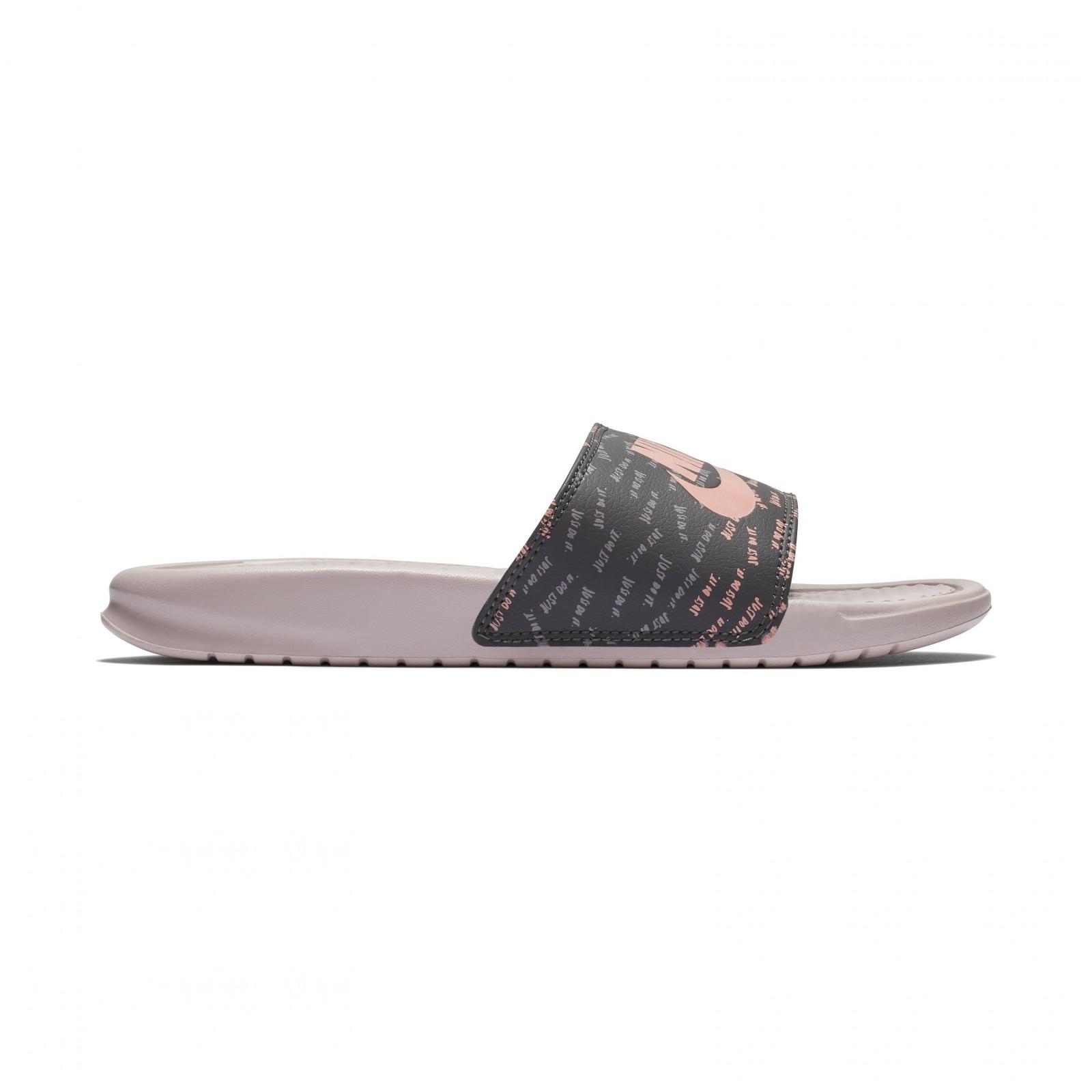2897ec2160f Dámské pantofle Nike WMNS BENASSI JDI PRINT