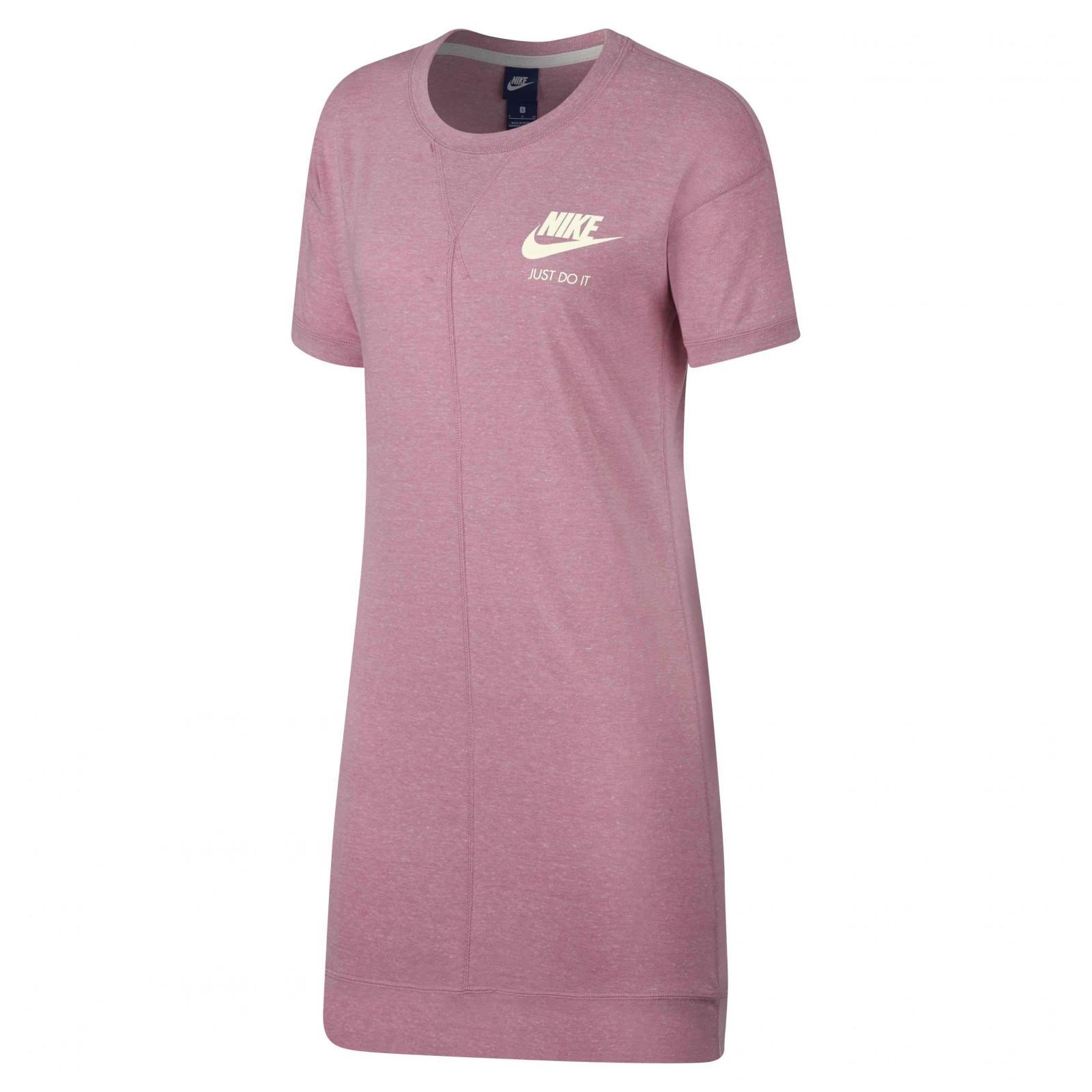 587acc00cb6a Dámské Šaty Nike W NSW GYM VNTG DRESS