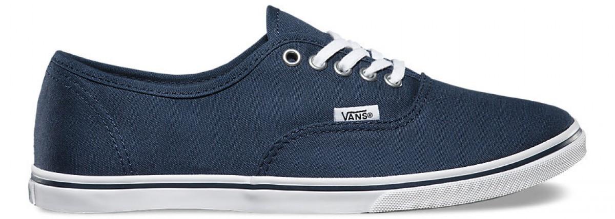 cfe6923634c Dámské tenisky Vans AUTHENTIC LO PRO BLUE