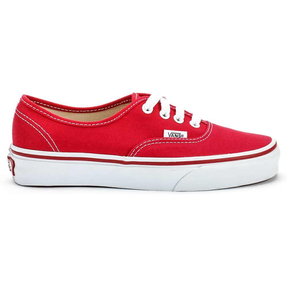 b332a5510fa Dámské tenisky Vans U AUTHENTIC RED