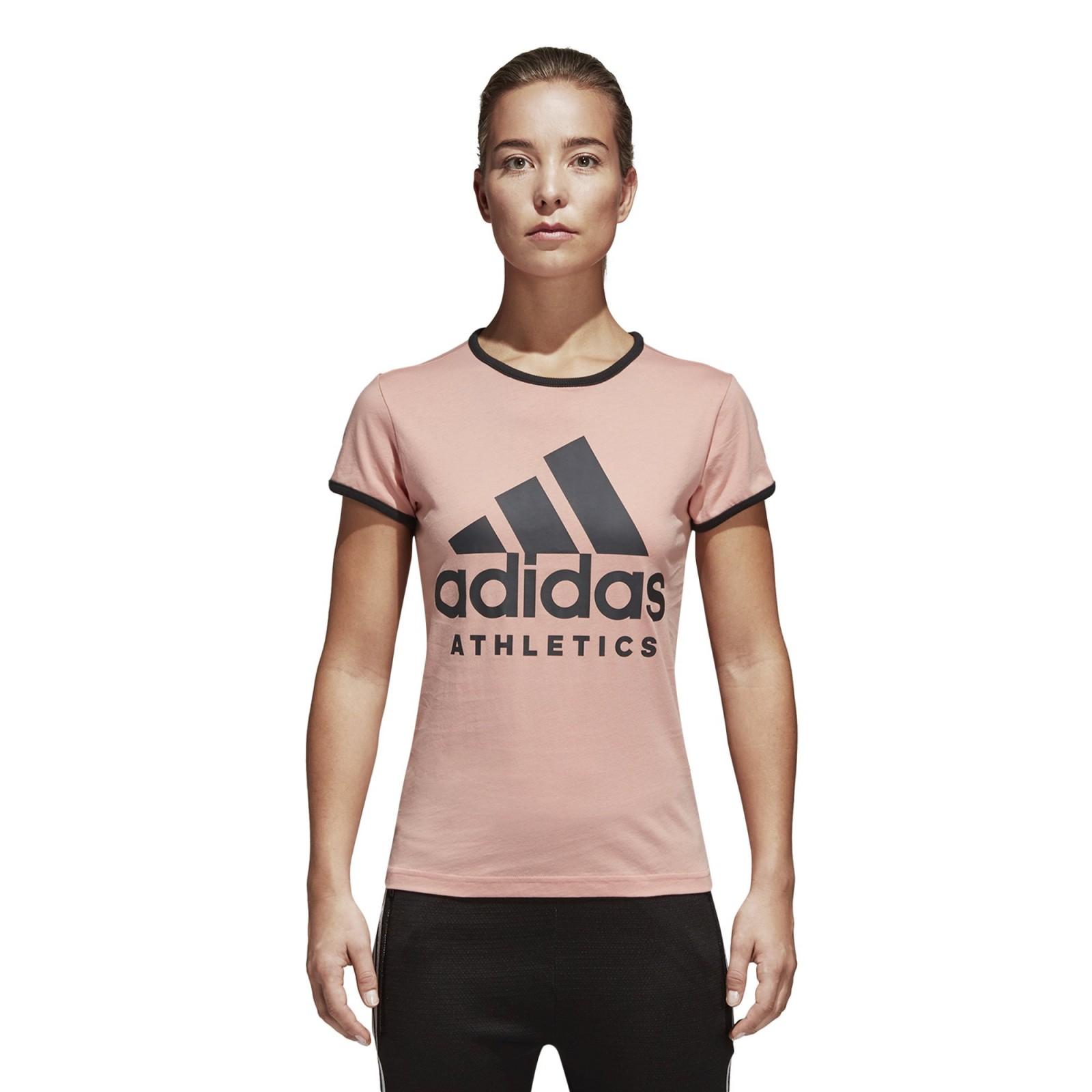 Dámské Tričko adidas Performance W SID Slim Tee  1ec97c72051