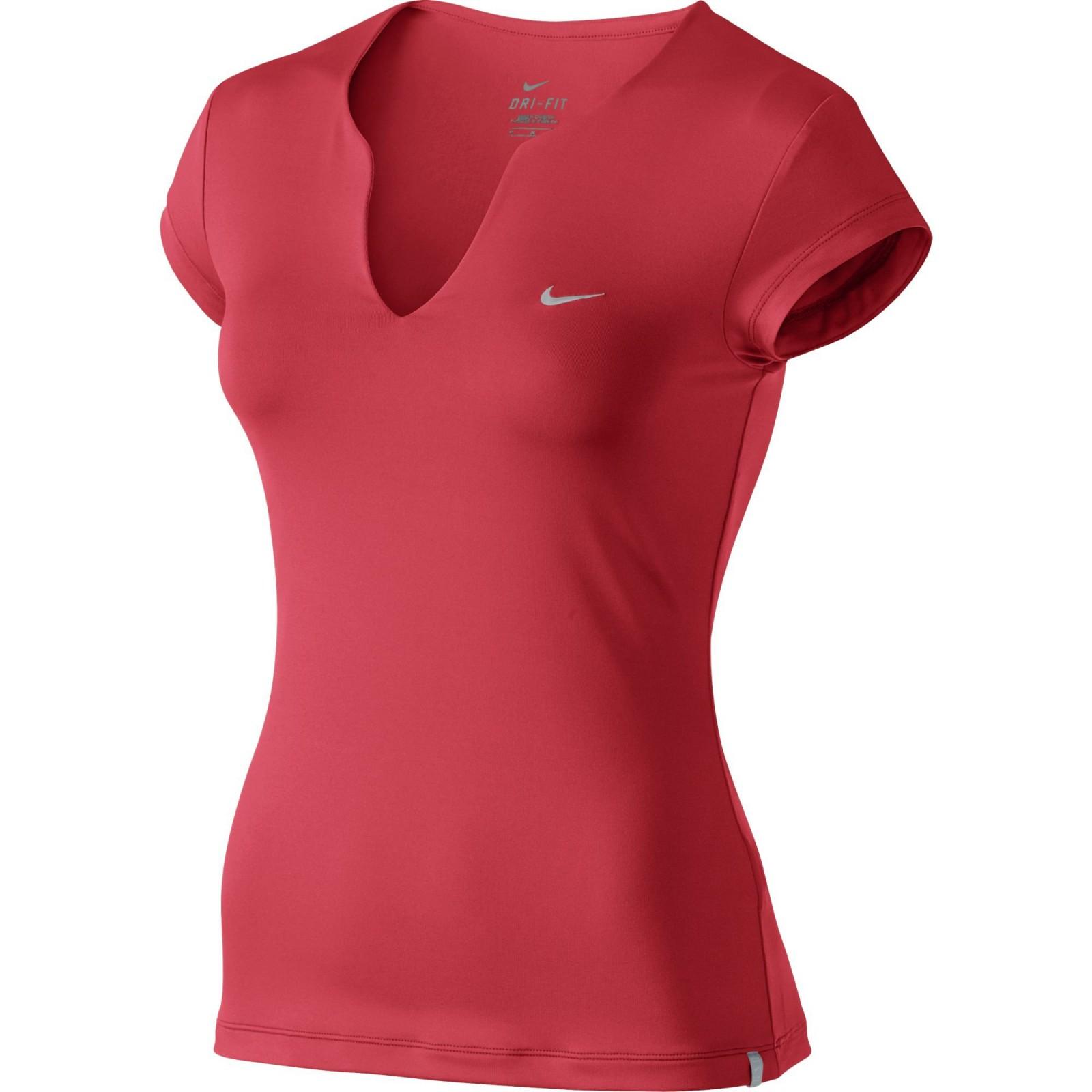 06bfeae6142f Dámské tričko Nike PURE SS TOP