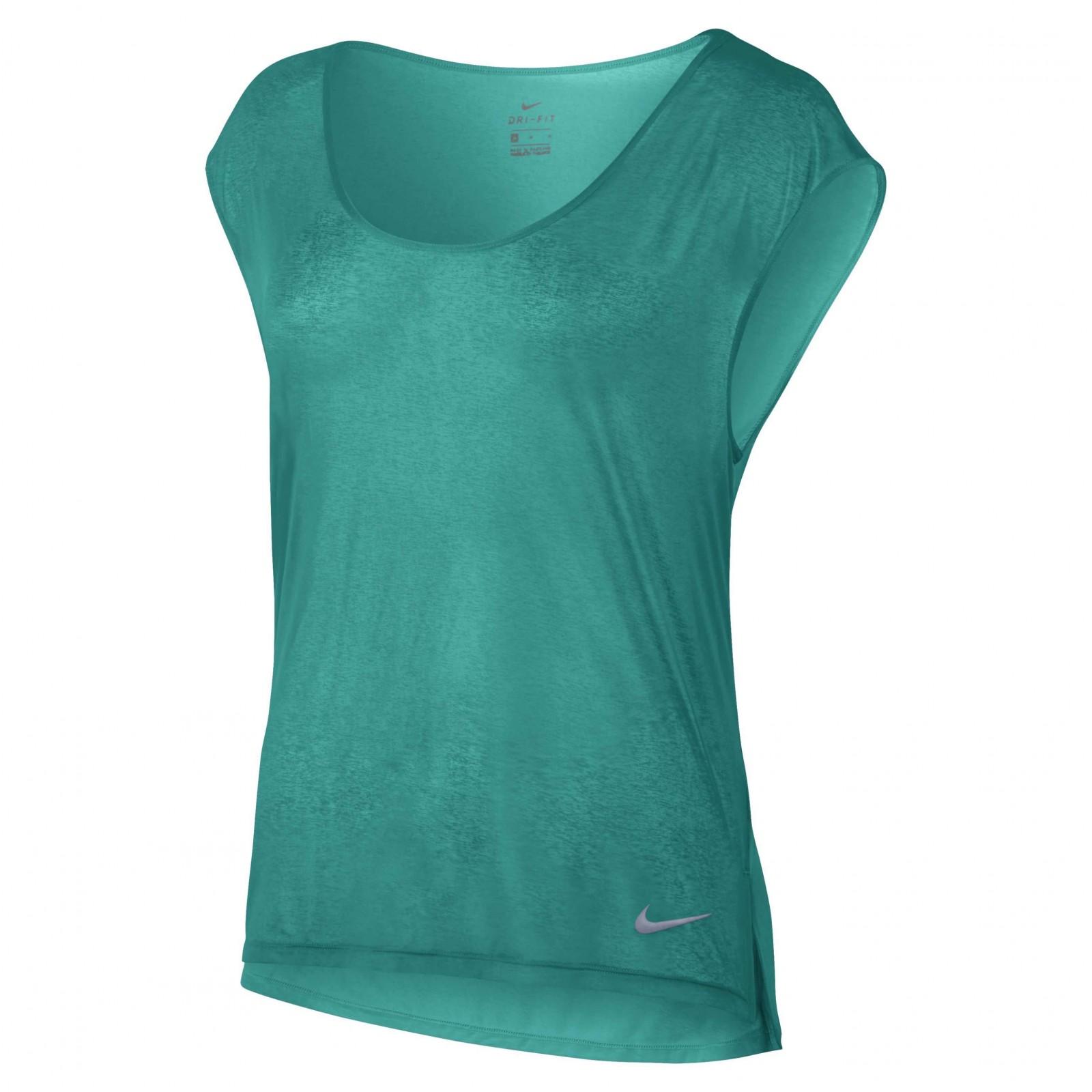 37728ba55164 Dámské tričko Nike W NK BRTHE TOP SS COOL