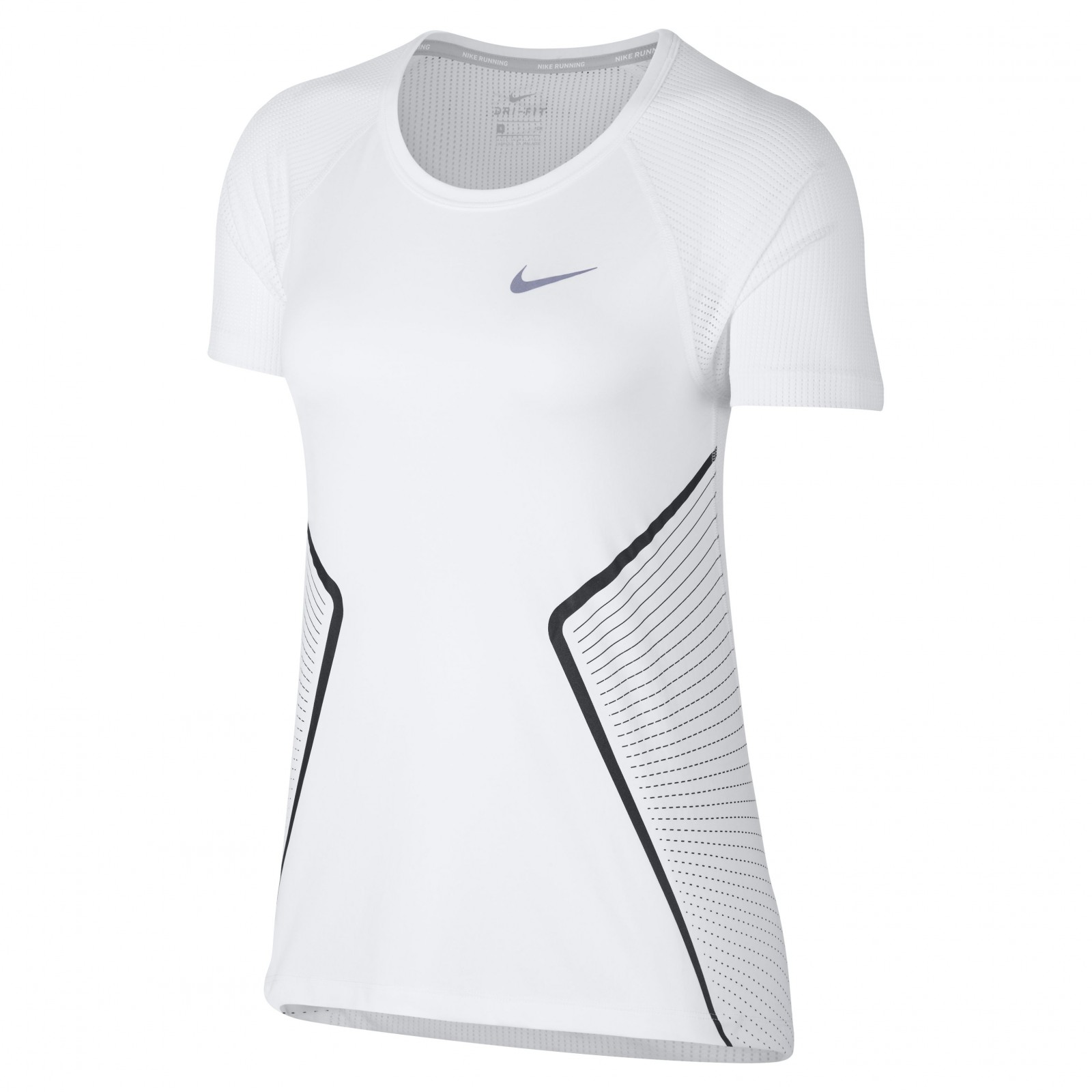 c7bfe21a44c3 Dámské Tričko Nike W NK DRY MILER TOP SS GX