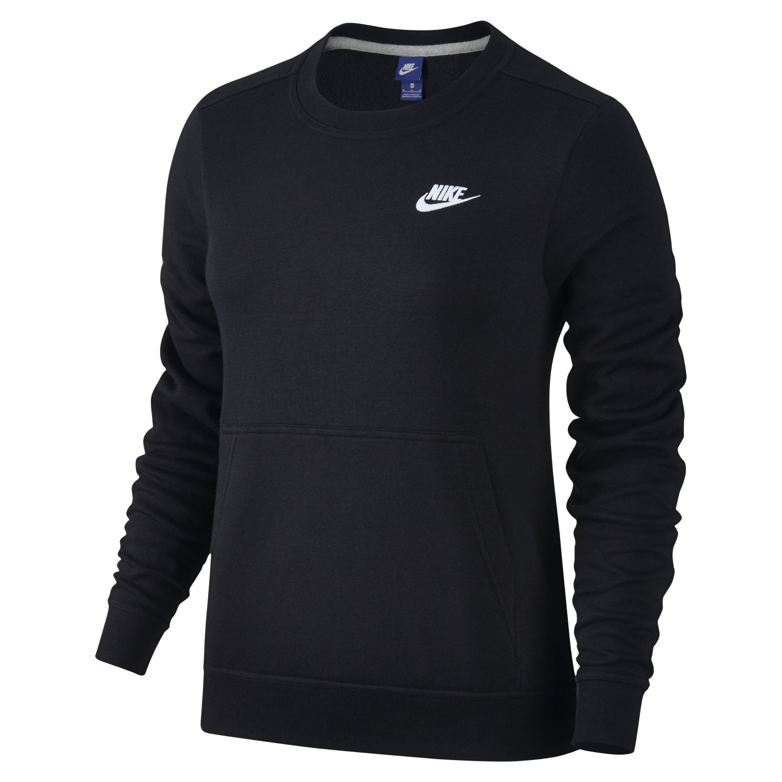 Dámské Tričko Nike W NSW CRW FLC