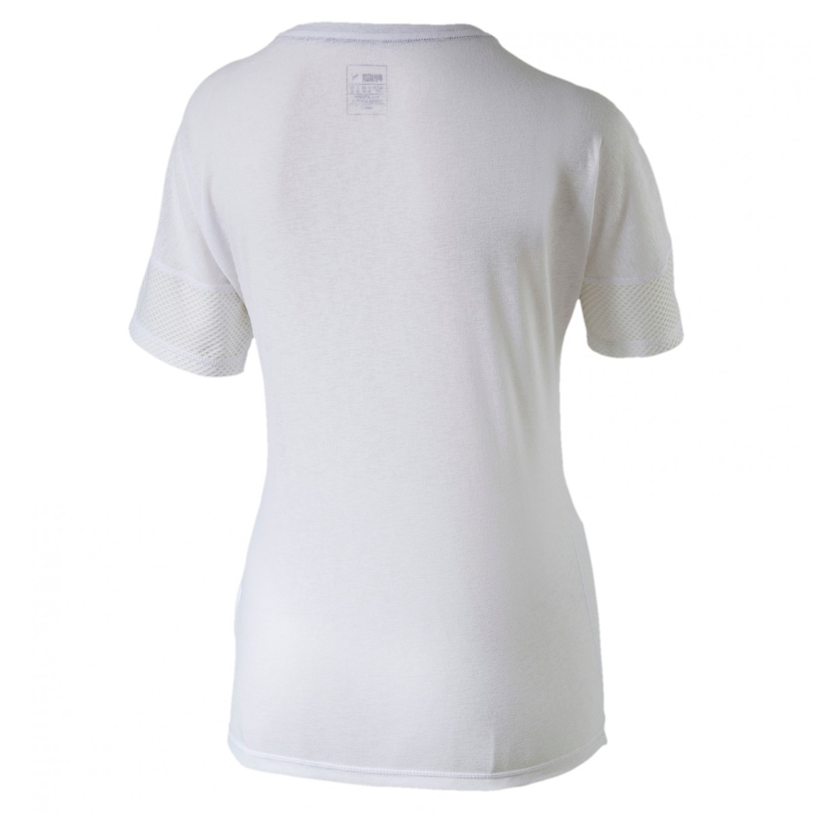 Dámské Tričko Puma Loose Tee White  008ef19b936