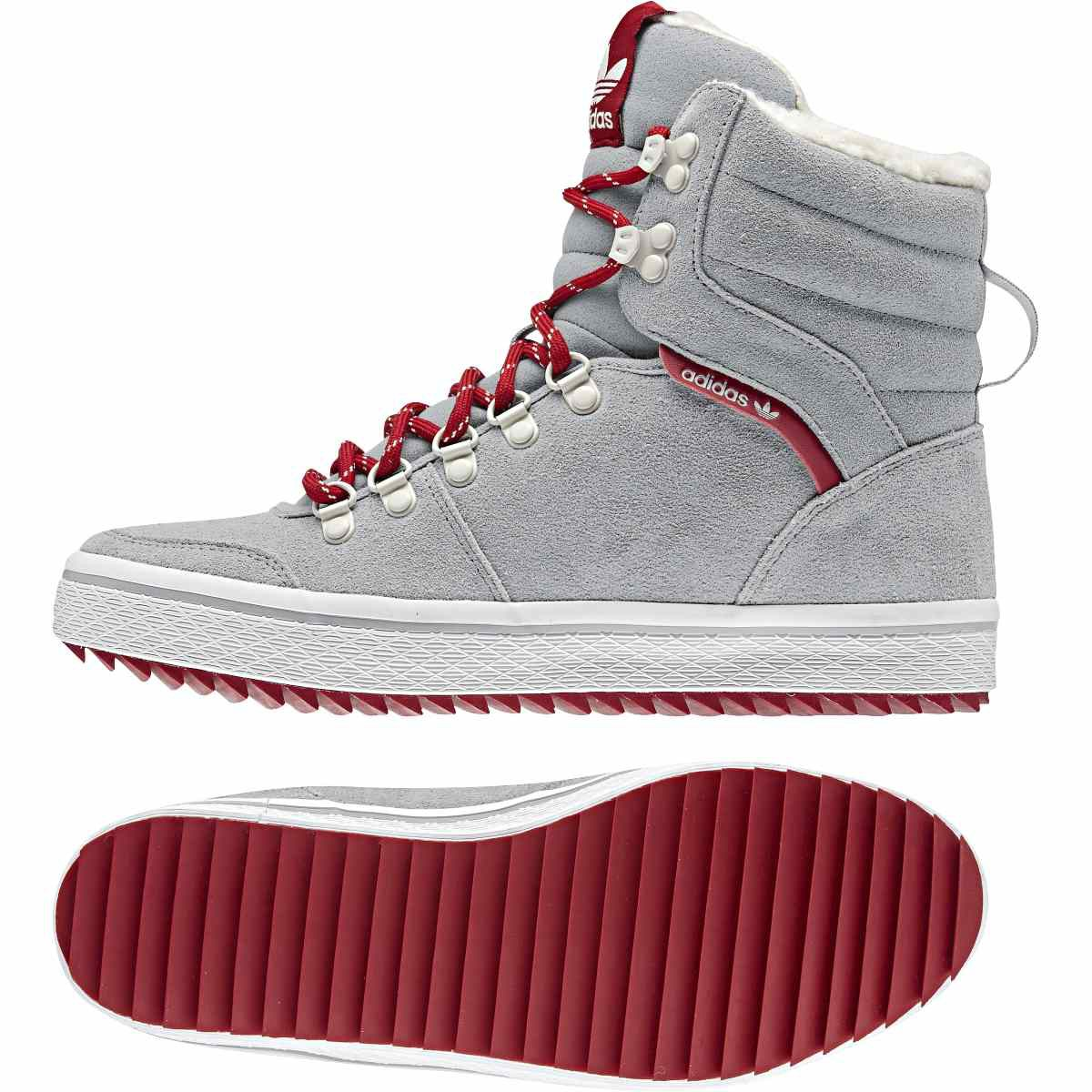 734e87e8431 Dámské zimní boty adidas HONEY HILL W
