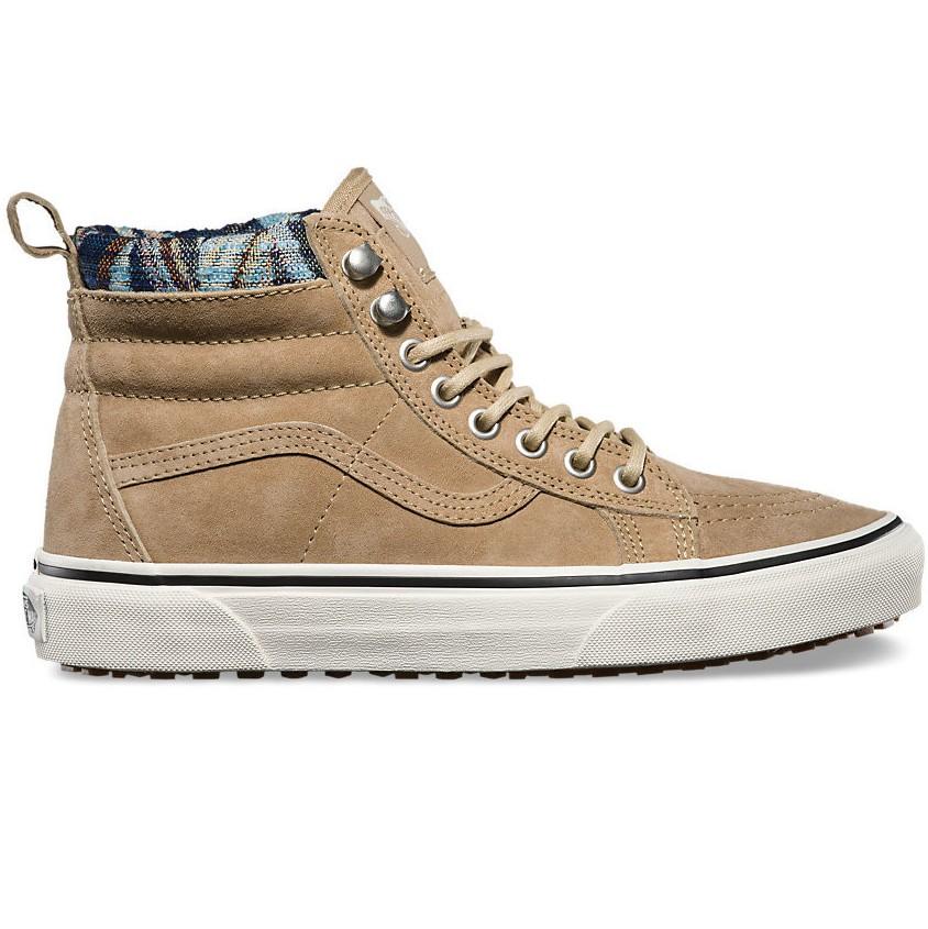 a03833835be Dámské zimní boty Vans SK8 -HI MTE