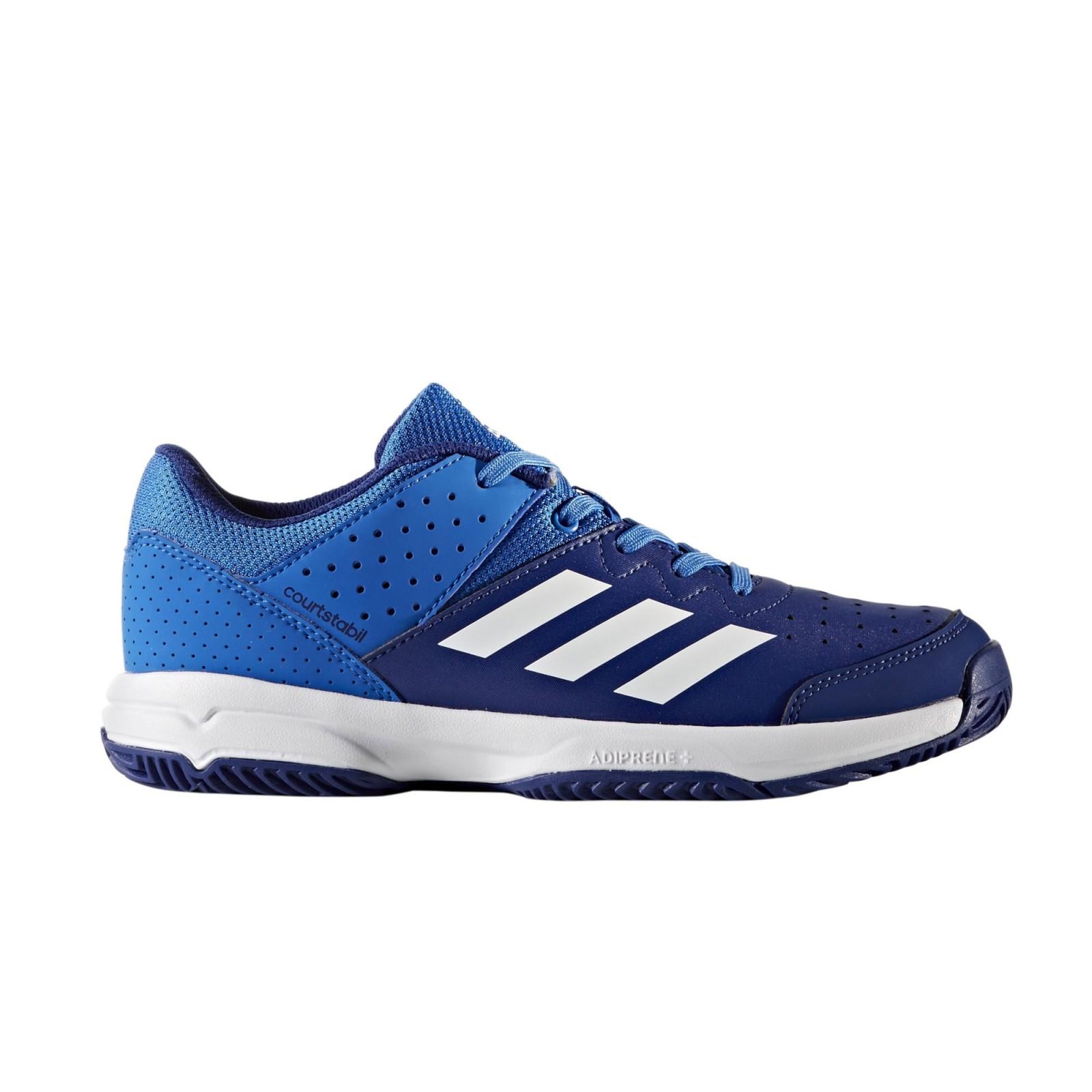 3c79da9e741 Dětská sálová obuv adidas Performance COURT STABIL JR
