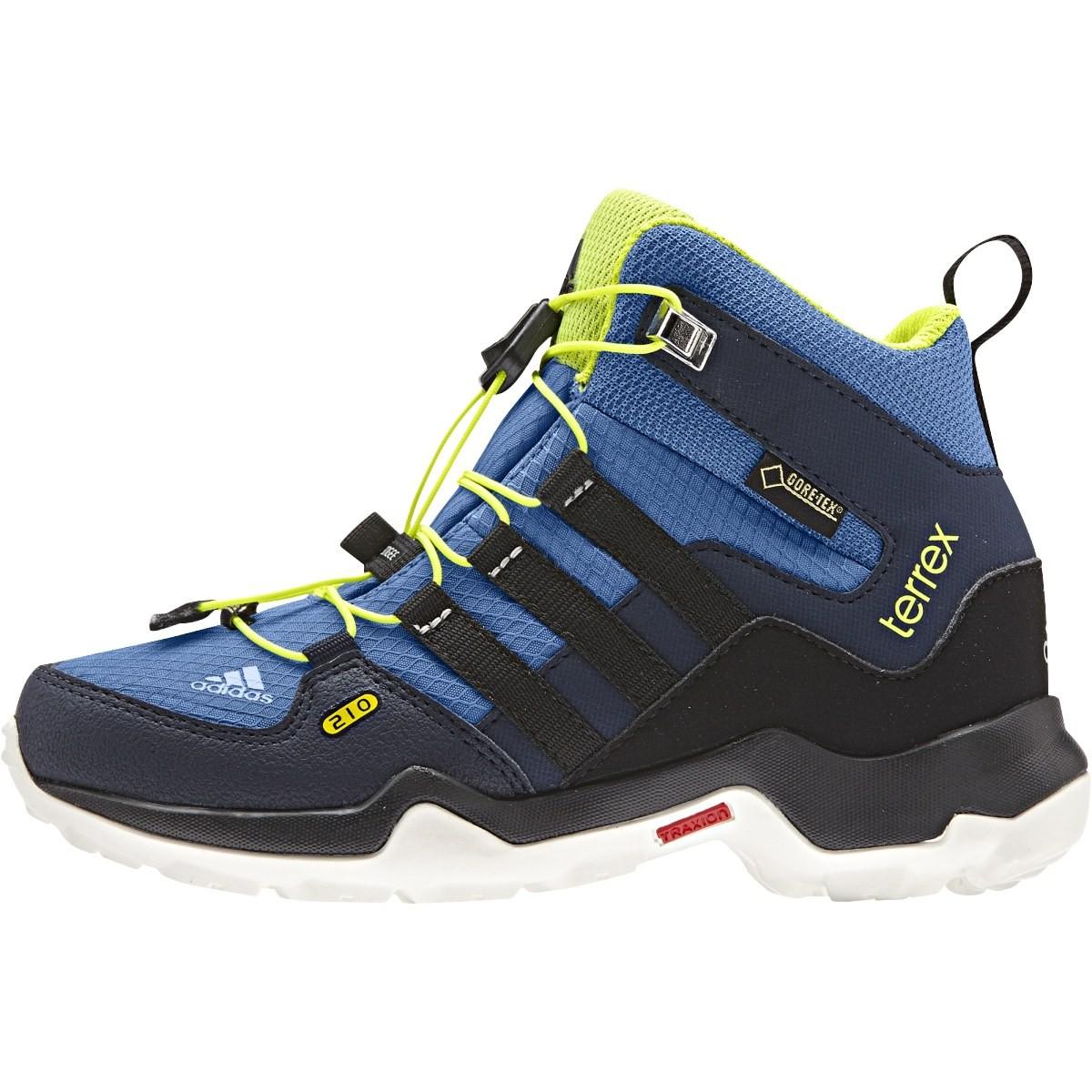 d2d2f25c07 Dětská treková obuv adidas TERREX MID GTX K