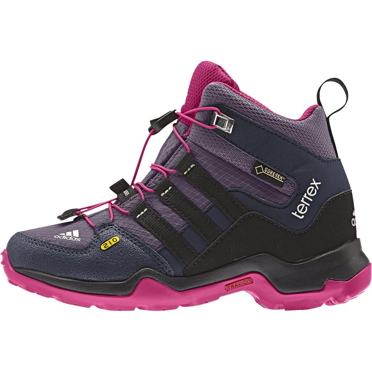 Dětská treková obuv adidas TERREX MID GTX K  66399afb2e