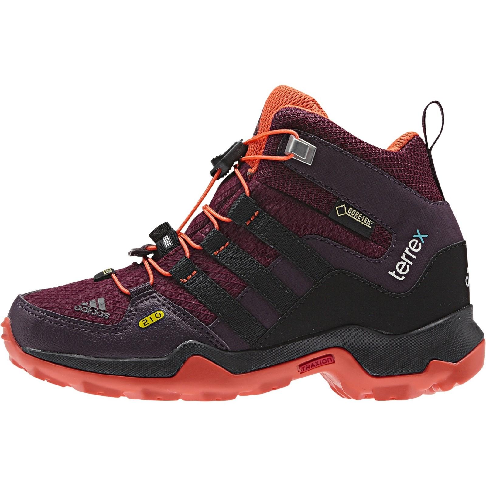 Dětská treková obuv adidas TERREX MID GTX K  a48d6f976e3