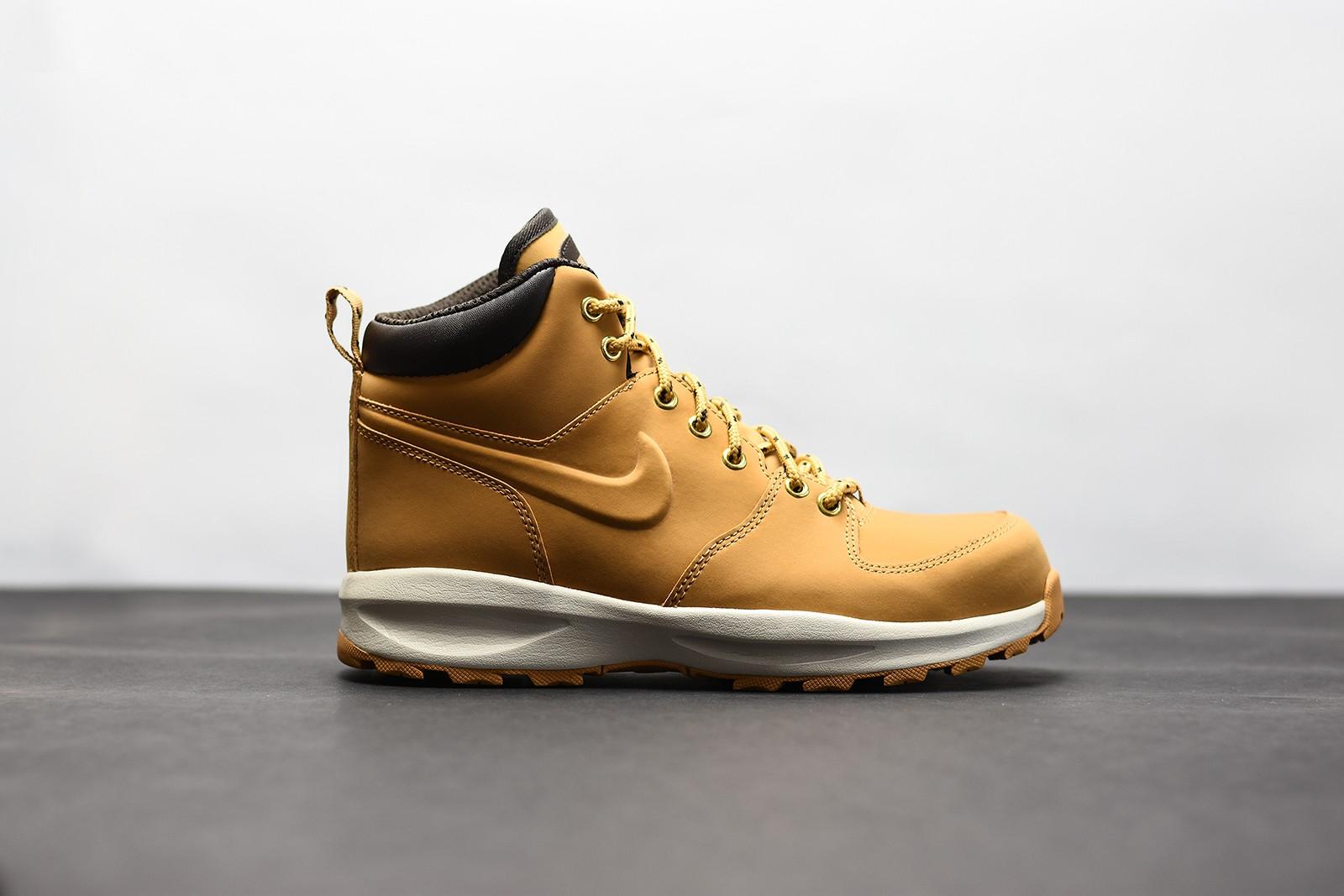 Dětská Zimní obuv Nike MANOA (GS)  98beb81cd6