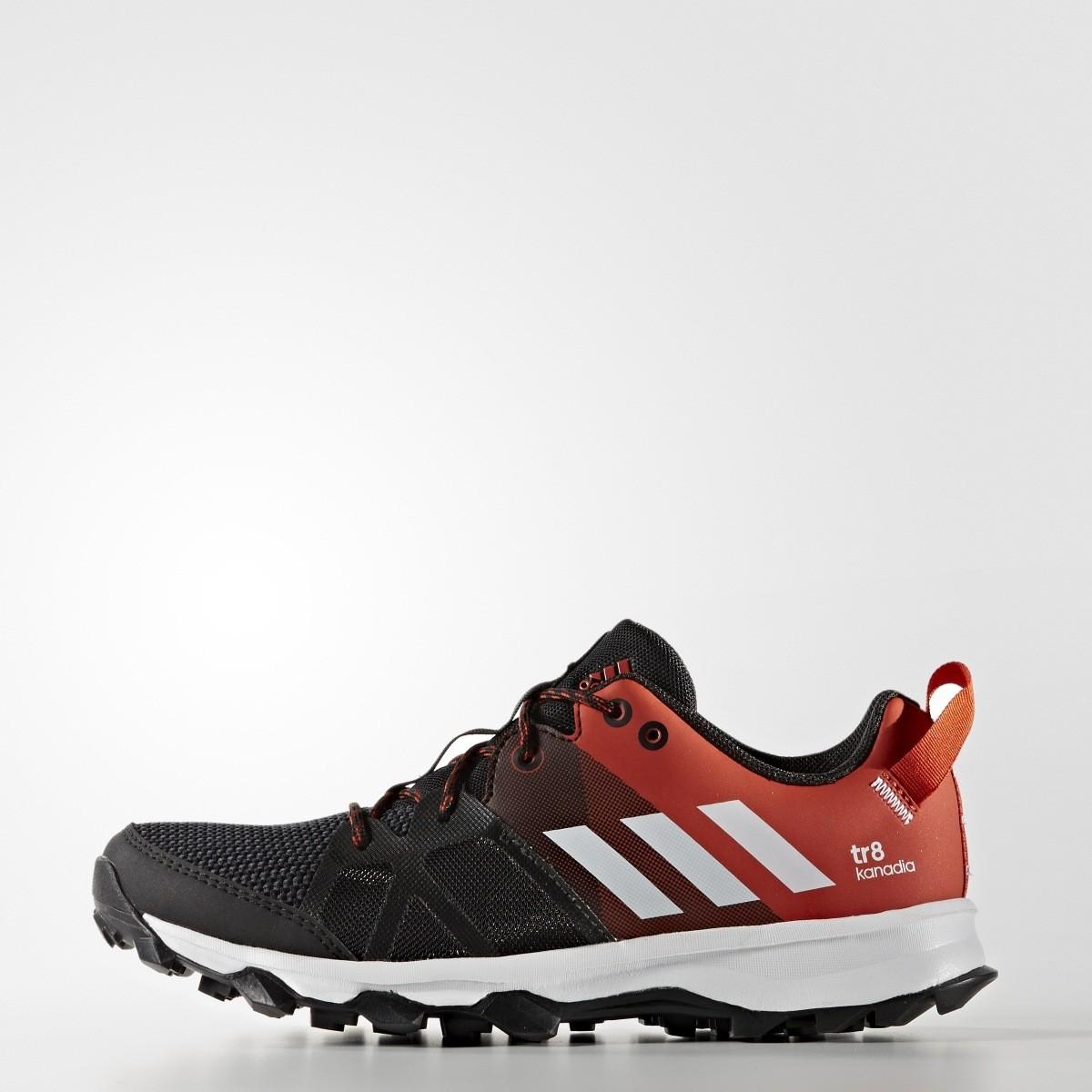 Dětské běžecké boty adidas Performance kanadia 8 k  5d76e190c2
