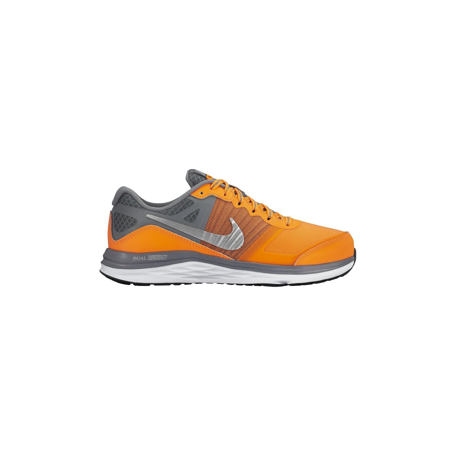 Dětské běžecké boty Nike DUAL FUSION X (GS)  f5124f9716